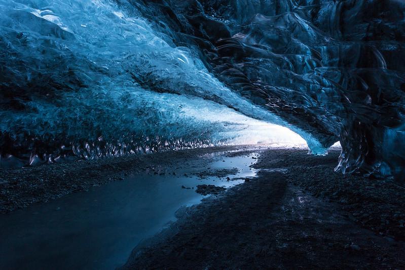 grotte glacée glacier europe activité fun et insolite