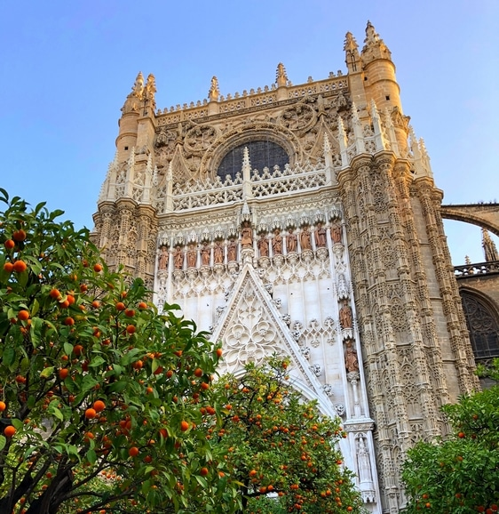 cathedrale de seville voyage surprise