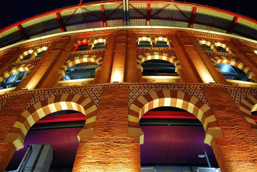 Las Arenas de Barcelone